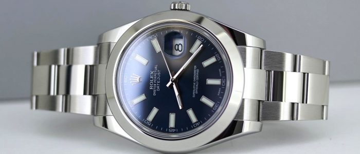 COMPRO ROLEX DATEJUST a Roma