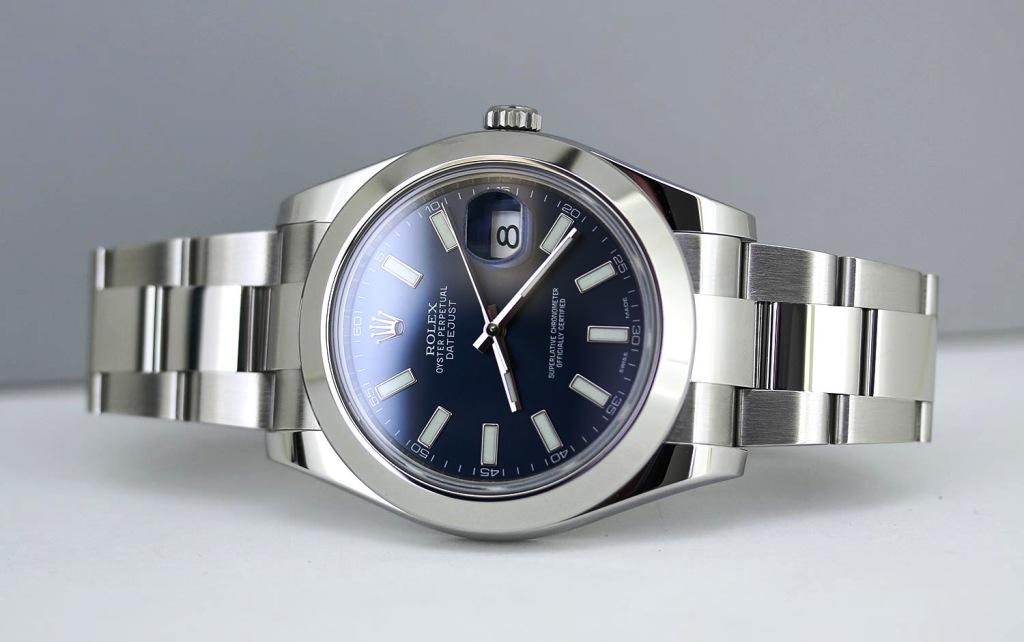 Compro Rolex Datejust Monteflavio - Contattaci per un preventivo