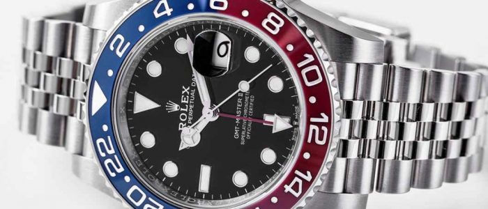 Compro Rolex GMT-Master Roma